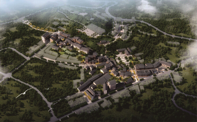 Research of Architectural Survey, Design and Planning of Zhaxi Historical Cultural  Block, Weixin County, Yunnan Province