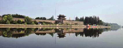 Restoration and Protection of Jingzhou Ancient Town, Hubei Province